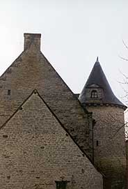 towered house Trefumel
